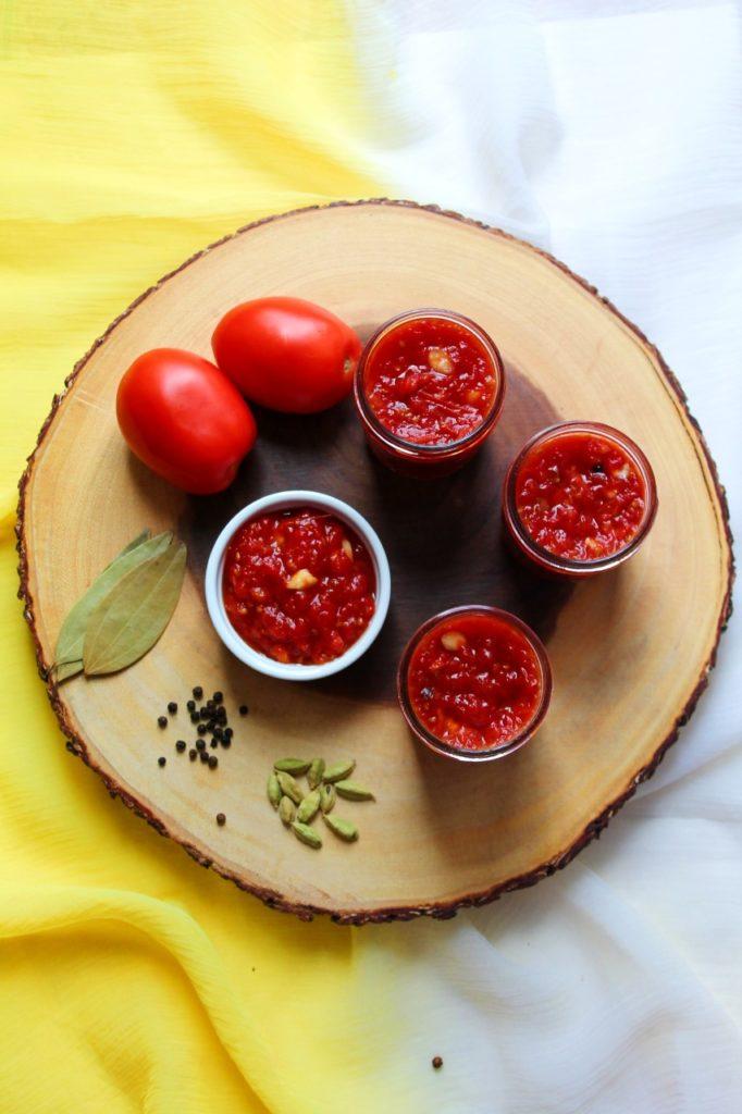Tomato Chutney / Tomato Relish