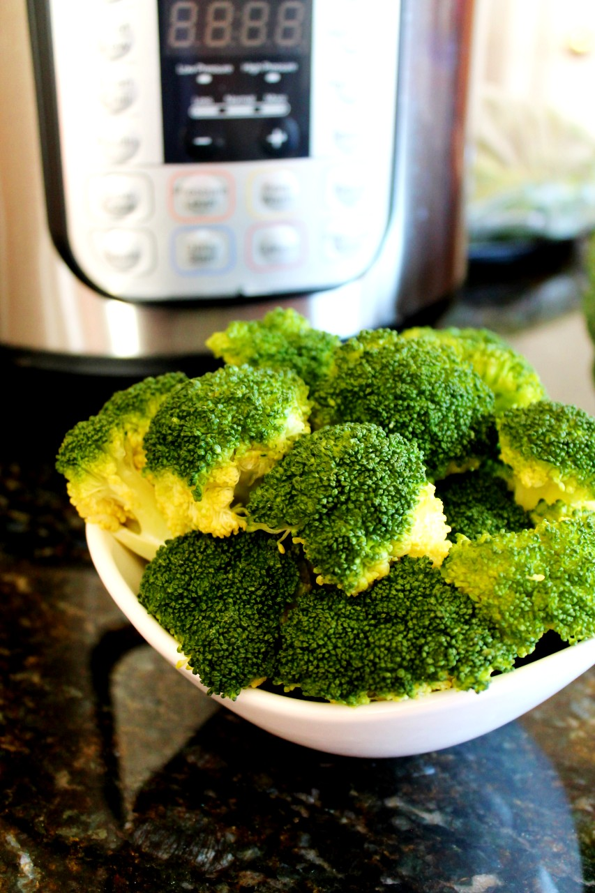 How to Steam Broccoli – Instant Pot