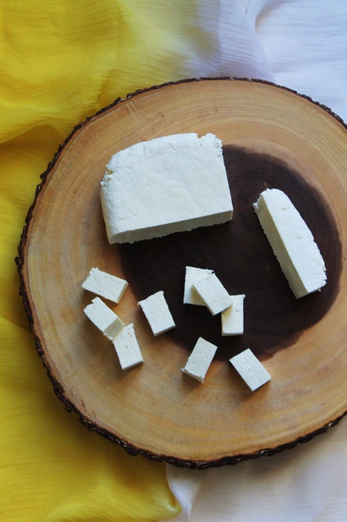 How to make paneer - Instant pot, stove top