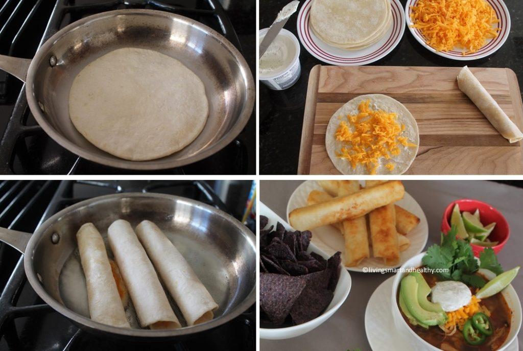 Chicken Tortilla Soup - Instant Pot, Stove Top