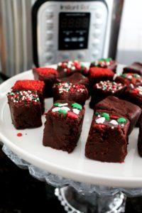 Chocolate Fudge – Instant Pot