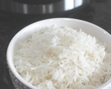 How To Cook Basmati Rice – Instant Pot