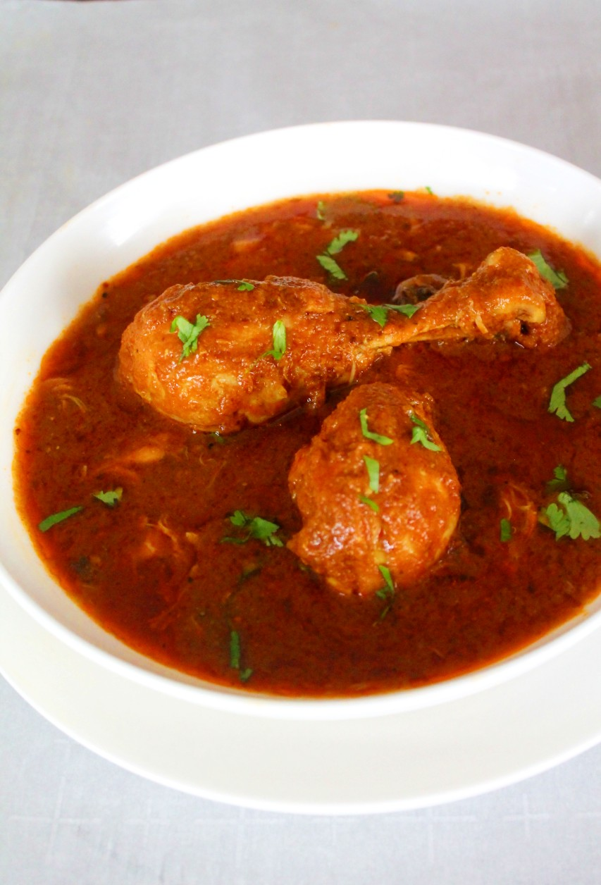 Easy Indian Chicken Curry – Instant Pot, Stove Top