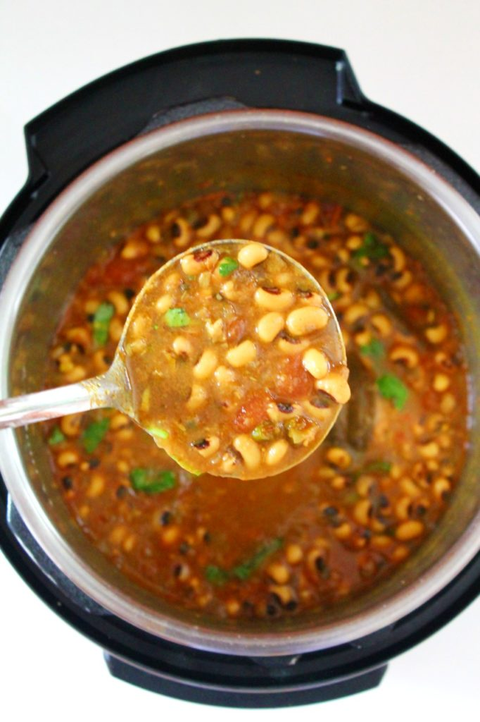 Black Eyed Peas Curry / Lobia Masala - Instant Pot, Stove Top