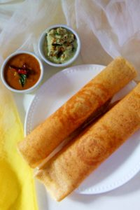 Mixed Lentils Dosa