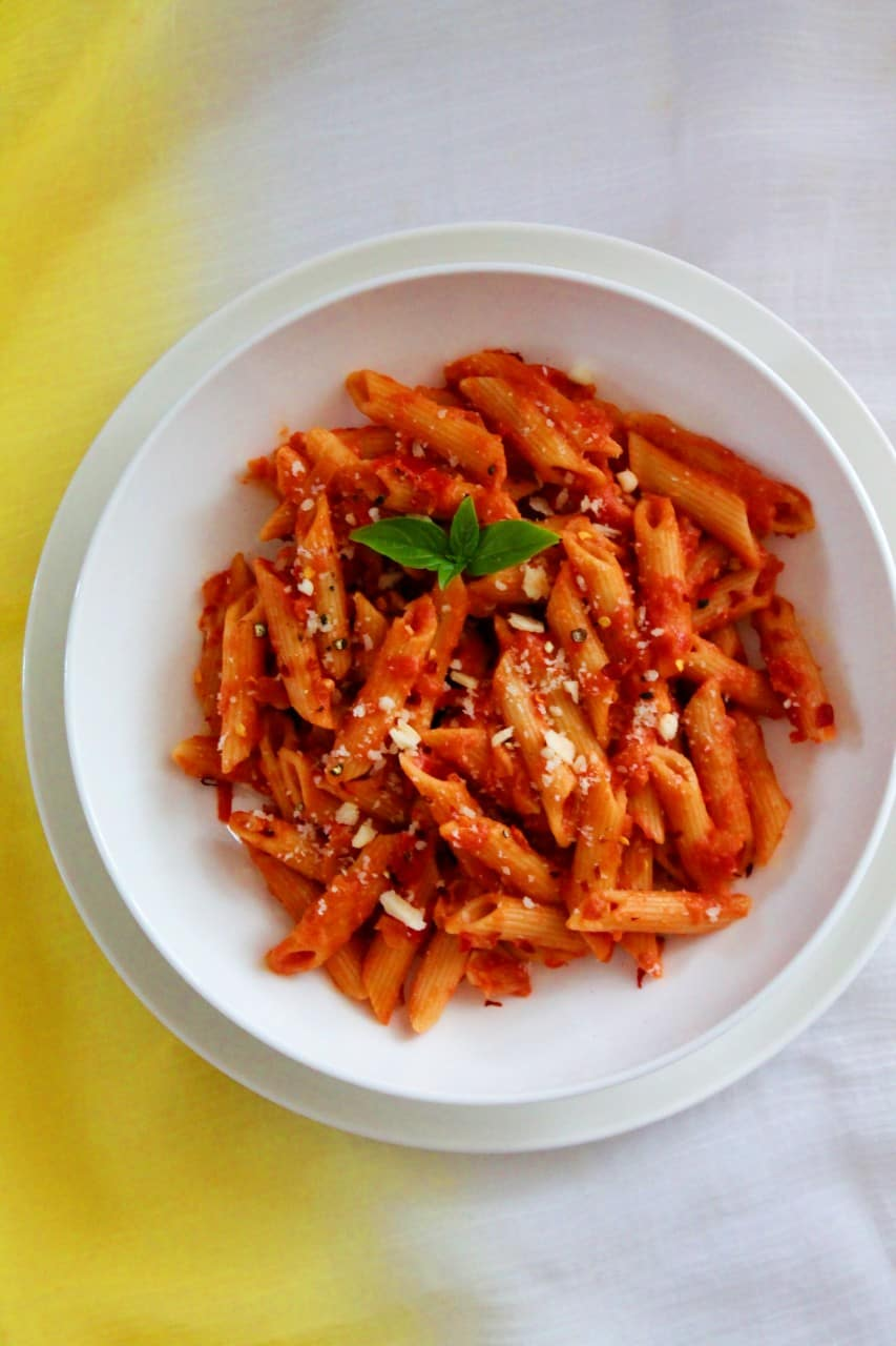 Penne Alla Vodka - Instant Pot