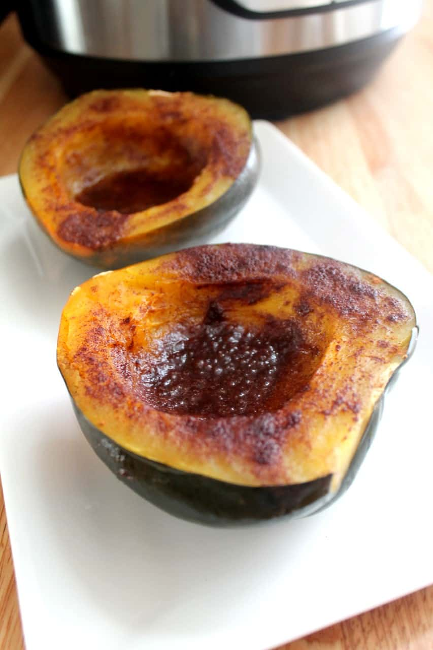 How to cook Acorn Squash – Instant Pot, Oven, Slow Cooker, Microwave